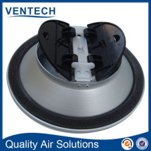 Алюминиевые системы отопления Круглый потолочный диффузор круглый диффузор на потолке кондиционера воздуха