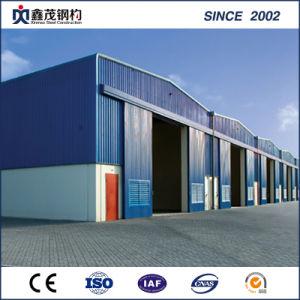 La construcción de acero prefabricados para la construcción de planta de estructura de acero