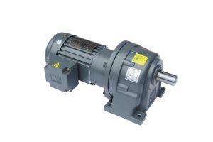 ブレーキが付いている100With200With400With750W (1/8-1HP)良質AC高い比率の電動機