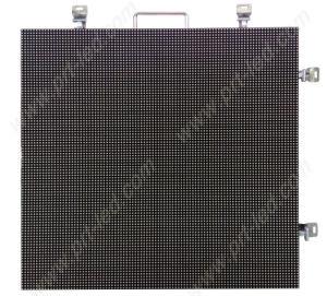 P6 à haute luminosité affichage LED de location de plein air avec panneau étanche 576*576mm