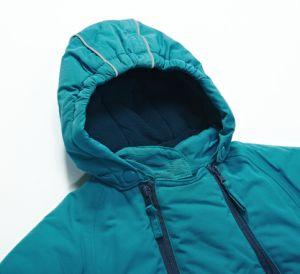 Les enfants nouveau bébé Fake vers le bas l'isolement de l'hiver vestes Vêtements de dessus