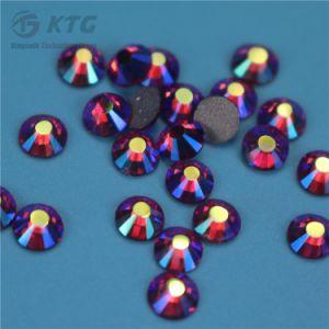 Van de AMERIKAANSE CLUB VAN AUTOMOBILISTEN van het Bergkristal de Duidelijke niet Hotfix Flatback Bergkristallen van het Kristal Ab voor Gemmen van de Decoratie van de Kunst van de Spijker van Spijkers 3D