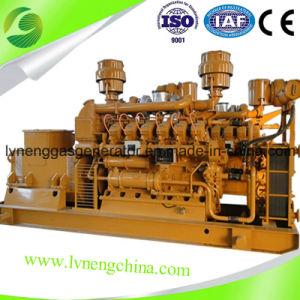 Inernational Standard-Erdgas-Generator CER-ISO-Approvede 600kw