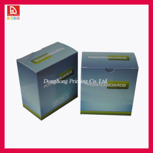Caixa de papel personalizado para o serviço de Embalagem/ Caixa de papel (DH-6)