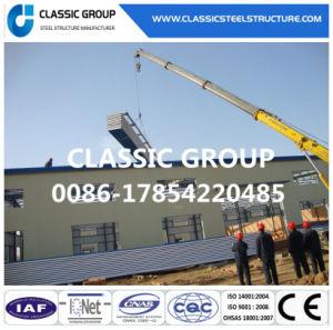 El peso de la luz de la construcción de almacén de la estructura de acero