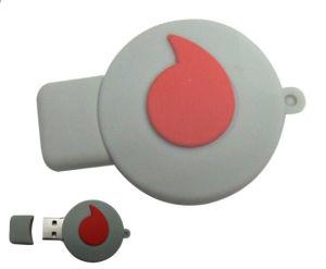Дешевые мультфильм USB Flash Disk (qrd-002)