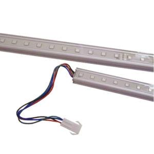 (A54-W/M/G/B/A/R/RGB-IP64) TIRA DE LEDS de perfiles de aluminio