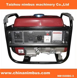 Elemax Petrol Generator 220v