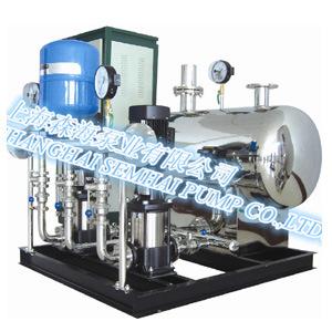 Strumentazione di rifornimento idrico costante di pressione non negativa dello Swg