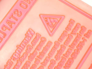 기계를 인쇄하는 Flexo를 위한 격판덮개 Photopolymer 격판덮개를 인쇄하는 1.70mm 고무 Flexo