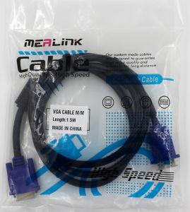 30m 15pin zu 15pin M/M VGA zu VGA Cable