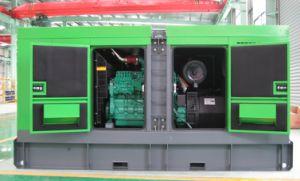 300kVA de geluiddichte Diesel Leverancier van de Generator - Aangedreven Cummins (GDC300*S)