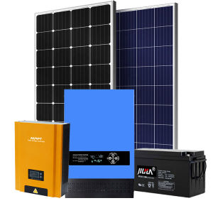 CE générateur de SGS panneau solaire 1kw, 3kw, 5kw, 8 kw, 10kw, 15 kw, 20 kw puissance commerciale et système d'énergie de l'éclairage d'accueil