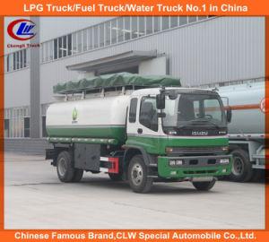 De mini 4X2 Tankwagen van de Brandstof van Tansport van de Olie van de Benzine van de Benzine Isuzu