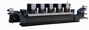 Impresora intermitente automática de la escritura de la etiqueta de la prensa de copiar (WJLZ280)
