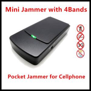 Mini portátil Cheast GPS WiFi Jammer señal Jammer
