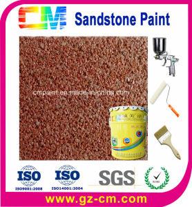 砂Stone Texture InteriorおよびExterior Washable Wall Paint