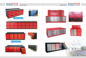 Garagem Workshop Storage Drawer Tool Work Bench