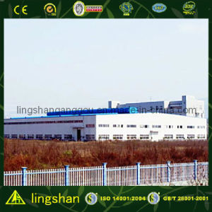 Фабрика стальной структуры (LS-S-005)