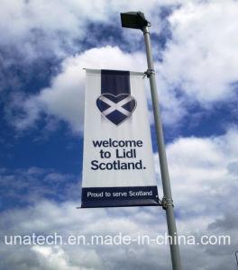 Travando promoção publicitária vinil PVC Flex Banner Flags (BT115)