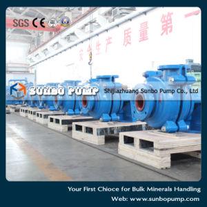 China centrífugas horizontais de fábrica da bomba de chorume/Bomba de Mineração