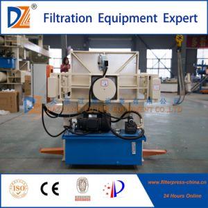 Filtropressa semiautomatica idraulica della DZ per l'asciugamento del fango