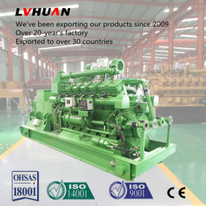 Shandong Lvhuan 힘 400kw 발전기 세트