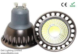 GU10 Dimmable 3W COB LED Spotlight