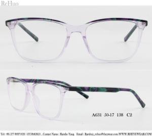 Dame Fashion Acetate Optical Frame Bril