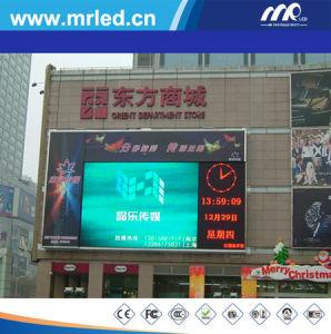 P16 du marché en plein air de la publicité pleine couleur affichage LED