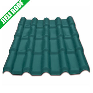 Le vert de la Chine pour système de toiture de pente de toit