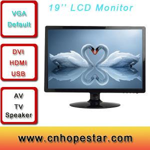 TV monitor LCD de 22 polegadas