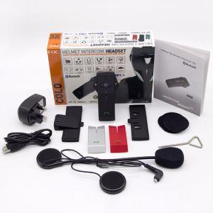Los cascos Bluetooth Motos Intercom con FM