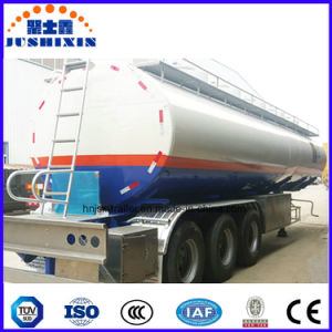 3 de Semi Aanhangwagen van de Tanker van de Brandstof van het Koolstofstaal van de as 45m3