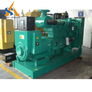 Professionele Diesel 400kw Generator door Cummins