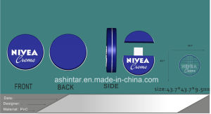 изготовленный на заказ<br/> форма ПВХ USB флэш-диск привода перьев 2D-флэш-накопитель USB