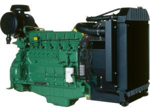 Open Type Volvo 120KW 150kVA Groupe électrogène Diesel