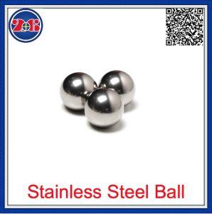 La Chine usine 25,4 mm en acier inoxydable solide de 1 pouce de billes en acier