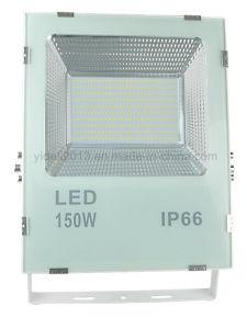 白く細いSMDの穂軸屋外LEDの洪水の照明50W