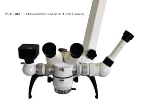 POS-130 Hot Sale Microscope de fonctionnement pour les soins dentaires et l'Ophtalmologie