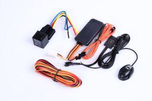 Kleiner Vertrag GPS-Verfolger-Stützsprachmonitor in der Auto-Arbeit über Traccar