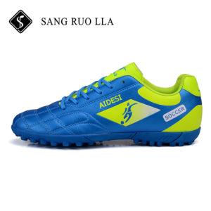 2019 Nouvelle conception Hot Vente de chaussures de football, chaussures de football, soccer intérieur, usine de chaussures Chaussures de sport