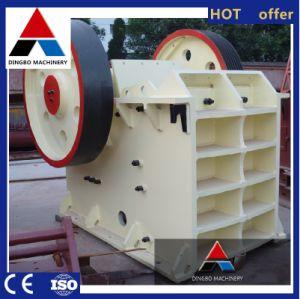15-65tph Machine van de Maalmachine van de Installatie van de Steen van de Maalmachine van de Kaak van de Maalmachine van de rots de Verpletterende Concrete