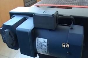 t-셔츠를 위한 IR 갱도 건조용 오븐을 인쇄하는 스크린