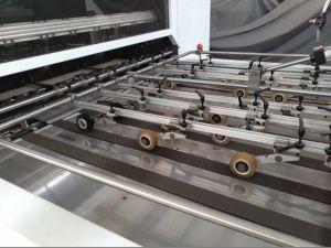 آليّة [دي-كتّينغ] ويغضّن آلة (رصيص أماميّة يغذّي مع يجرب وحدة) [قم1500ب]