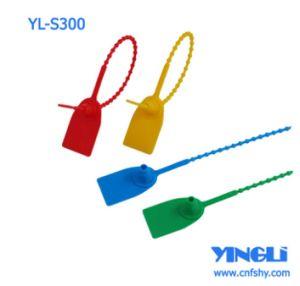Sceau de sécurité en plastique inviolable (YL-S300)