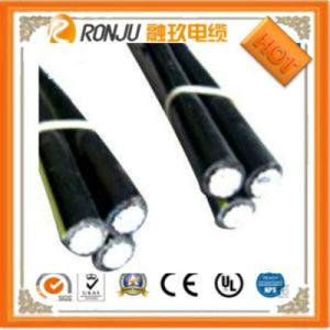 Rvv (300/300V) 3core 0,5mm/0,75mm/1mm/ Cabo de alimentação flexível com isolamento de PVC