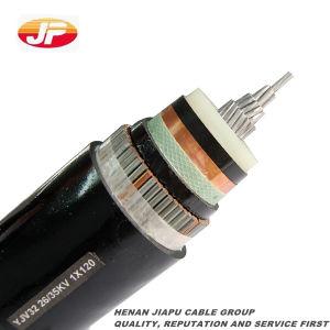 Ce fil approuvé l'isolant en polyéthylène réticulé à gaine PVC du câble d'alimentation