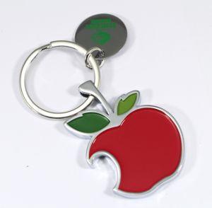 Красивый и Стильный Apple форма бутылок цепочки ключей