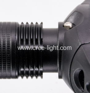 Zoomableのクリー族XP-E R2 LEDのヘッドランプ